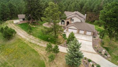 Franktown Single Family Home Active: 1282 Meadow Trail