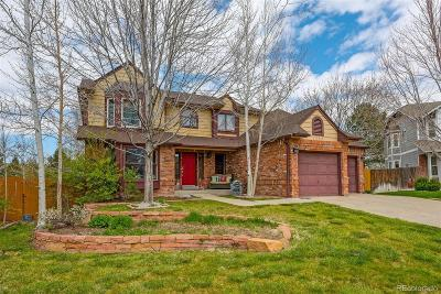 Thornton Single Family Home Active: 1095 East 132nd Place