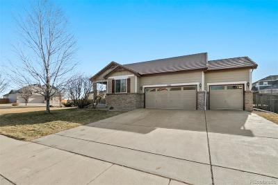 Commerce City Single Family Home Under Contract: 11882 East 118th Place