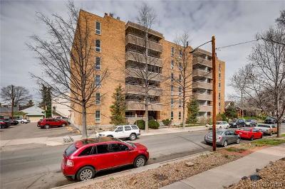 Denver Condo/Townhouse Active: 551 Pearl Street #405