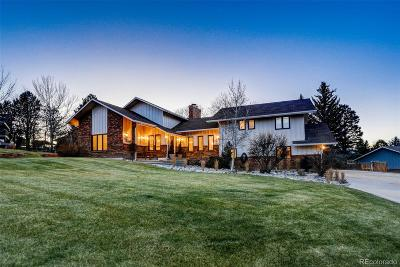 Niwot Single Family Home Active: 6643 Cheyenne Court