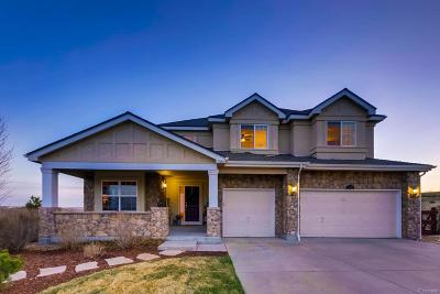 Parker CO Single Family Home Under Contract: $765,000