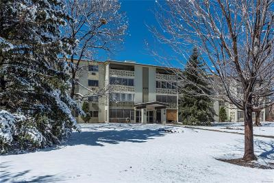 Denver Condo/Townhouse Active: 625 South Alton Way #8B