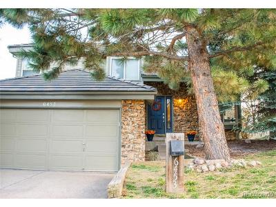 Littleton Single Family Home Active: 6453 Willow Broom Trail