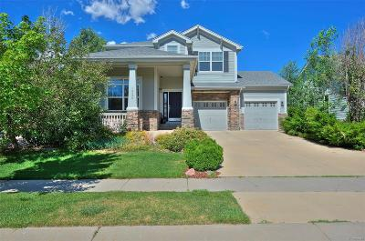 Broomfield Single Family Home Active: 13235 Elk Mountain Way