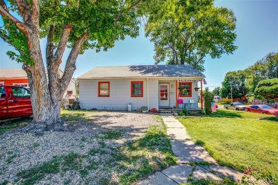 Denver Single Family Home Under Contract: 78 South Newton Street