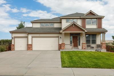 Castle Rock CO Single Family Home Active: $524,900