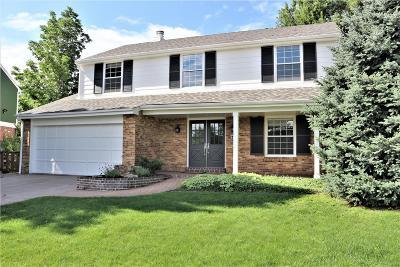 Centennial Single Family Home Active: 6426 East Jamison Avenue