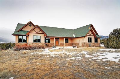 Buena Vista Single Family Home Under Contract: 15195 Buffalo Meadows
