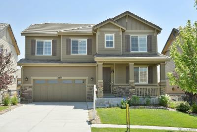 Broomfield County Single Family Home Active: 3254 Columbia Court Court