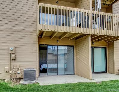 Castle Rock Condo/Townhouse Under Contract: 262 South Oman Road