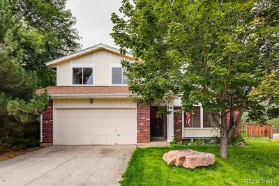 Boulder Single Family Home Active: 4259 Sumac Court