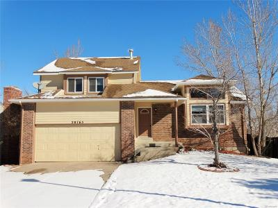 Centennial Single Family Home Active: 20763 East Dorado Place