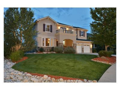Broomfield Single Family Home Active: 4939 Silver Feather Circle
