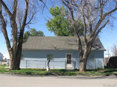 Deer Trail Single Family Home Active: 505 2nd Avenue