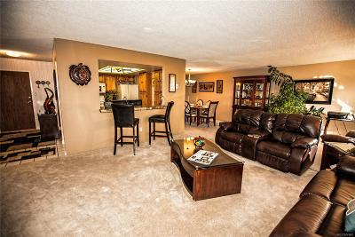 Aurora Condo/Townhouse Active: 14152 East Linvale Place #405