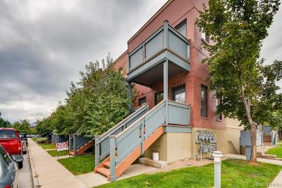 Boulder Condo/Townhouse Under Contract: 3265 Foundry Place