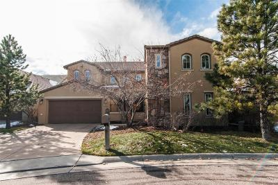 Castle Pines Village, Castle Pines Villages Single Family Home Active: 5006 Esmond Lane