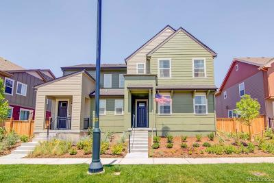 Aurora Condo/Townhouse Active: 10819 East 25th Drive