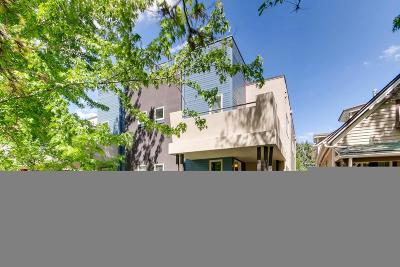 Denver Condo/Townhouse Active: 2140 Newton Street