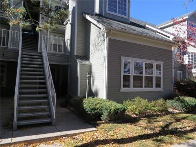 Centennial Condo/Townhouse Under Contract: 6711 South Ivy Way #A7