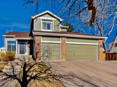 Littleton CO Single Family Home Active: $549,000