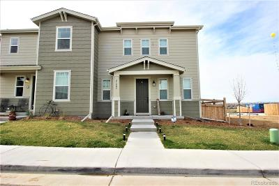 Aurora Condo/Townhouse Under Contract: 21805 East Radcliff Circle