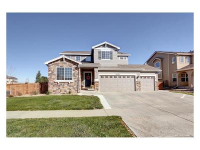 Commerce City Single Family Home Active: 16305 East 107th Place