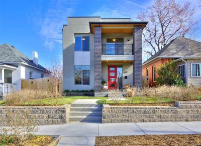 Denver Single Family Home Active: 3856 Xavier Street