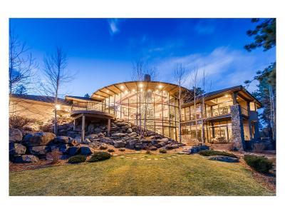 Evergreen Single Family Home Under Contract: 34700 Fox Ridge Road