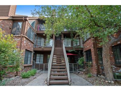 Lakewood Condo/Townhouse Active: 804 South Vance Street #F