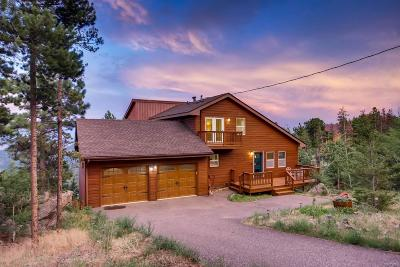 Morrison Single Family Home Under Contract: 19771 Maxwell Drive