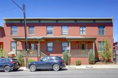 Denver Condo/Townhouse Active: 3141 Tejon Street #C