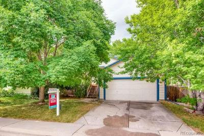 Castle Rock Single Family Home Under Contract: 5341 East Aspen Avenue
