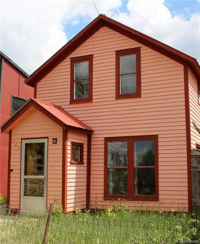 Leadville Single Family Home Active: 509 East 8th Street