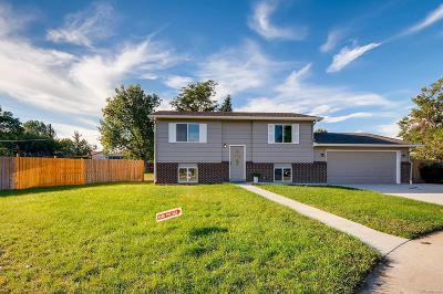 Aurora, Denver Single Family Home Active: 1124 Lewiston Street