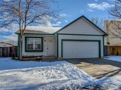 Broomfield Single Family Home Active: 284 East Greenway Circle