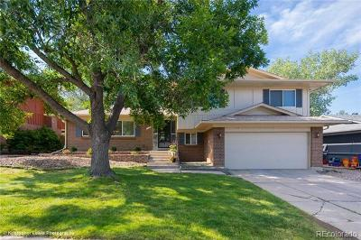 Denver Single Family Home Active: 7444 East Colgate Place