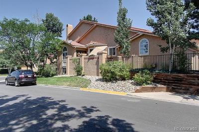 Lone Tree Condo/Townhouse Active: 8748 Mesquite Row