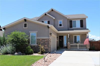 Peyton Single Family Home Active: 10282 Mt Lincoln Drive