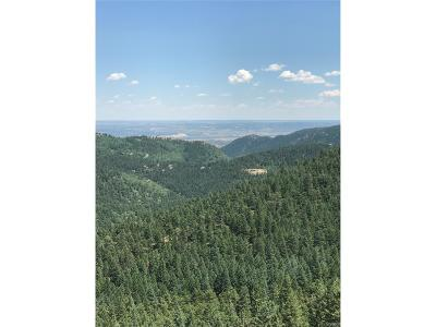 Jefferson County Residential Lots & Land Under Contract: 18614 Ute Vista Trail
