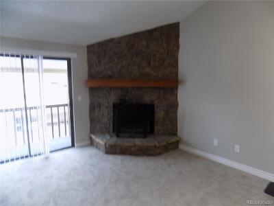 Arvada Condo/Townhouse Sold: 7770 West 87th Drive #G