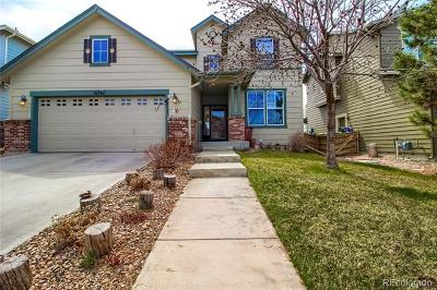 Commerce City Single Family Home Active: 16760 East E 104th Place