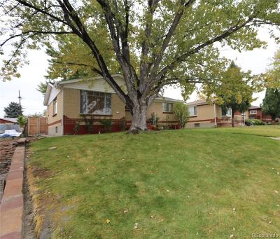 Denver Single Family Home Active: 1810 South Dale Court