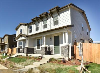 Broomfield Condo/Townhouse Active: 16438 Zuni Place