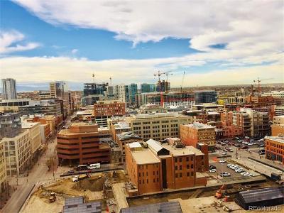 Denver Rental Active: 1625 Larimer Street #1907