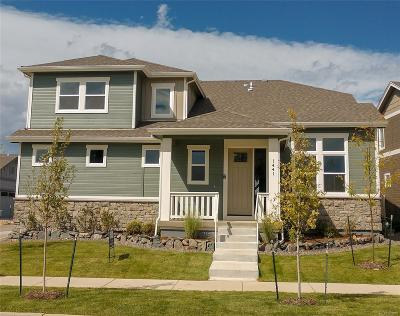 Longmont Single Family Home Active: 1441 Armstrong Drive