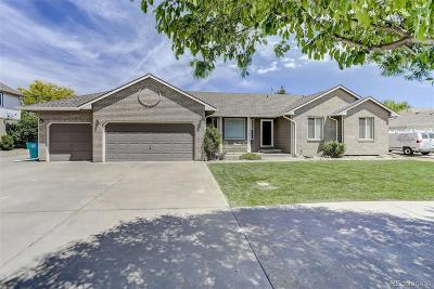Berthoud Single Family Home Under Contract: 2048 Elmwood Street