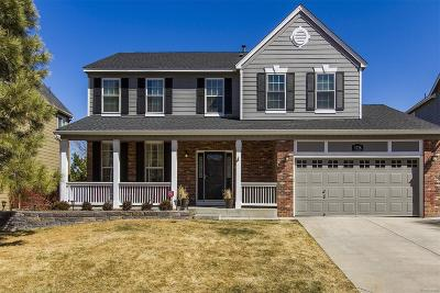 Highlands Ranch Single Family Home Under Contract: 9726 Townsville Circle