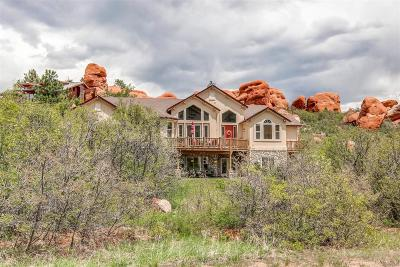 Larkspur Single Family Home Under Contract: 6644 Apache Place